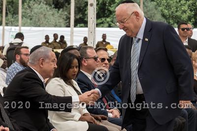 Jewish Ethiopian Memorial Day 2019 in Jerusalem, Israel