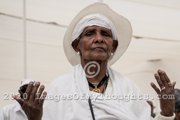 Jewish Ethiopian Memorial Day 2019 in Jerusalem, Israel