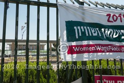 Women Wage Peace Rally in Jerusalem