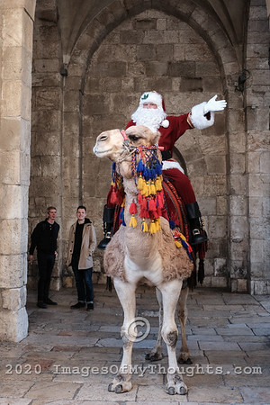 Christmas Season 2019 in Israel