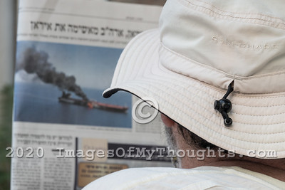 Israeli Concern Over Gulf Attack