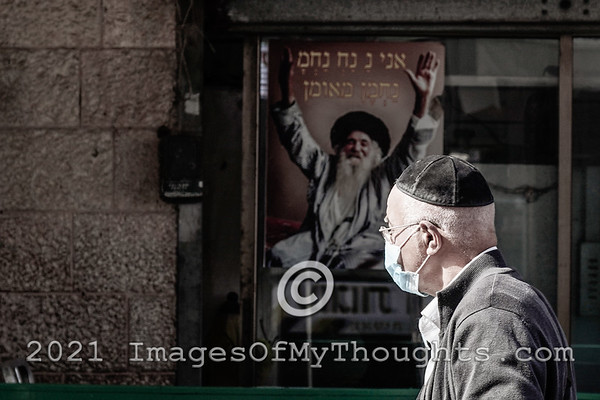 COVID-19: DAILY LIFE: Jerusalem