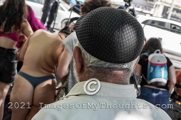 Jerusalem Slut Walk 2021