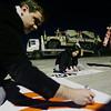 הפגנה נגד ראש הממשלה אהוד אולמרט בכנס הרצליה<br /> המוסף לשבת