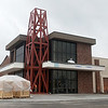 Globe/Roger Nomer<br /> The Kansas Crossing Casino is nearing completion in Pittsburg.