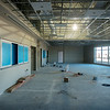 Globe/Roger Nomer<br /> Interior of a classroom at the Public Safety Training Center.