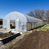The new greenhouse at Crosslines also offers p;enty of outside growing opportunities with grow boxes and space for a full garden.<br /> Globe | Laurie Sisk