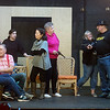 """Stone's Throw Theatre is putting on a production of """"Farce of Nature.""""<br /> Globe 