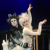 """Globe/Roger Nomer<br /> Brock Goben, as Munkustrap and Lyndsey Bowen, as Victoria, will be in the upcoming performance of the musical """"Cats"""" in Pittsburg."""