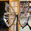 Globe/Roger Nomer<br /> Joplin Area Chamber of Commerce butterfly
