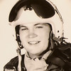 MIA Capt. Thomas Wolfe is pictured in his fighter gear in this courtesy photo. Wolfe was shot down during the Vietnam War and friends and family are lobbying the government to increase its efforts to find Wolfe's body.<br /> Courtesy photo