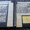 "One of numerous scrapbooks at the Downtown YMCA chronicle the rich history of the ""Y"" in Joplin.<br /> Globe 
