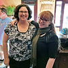 Photo Courtesy of Janie Hall<br /> Janie Hall, left, and Becca Bartholomew pose for a photo at the Cheesecake Factory in Kansas City, Mo., on Monday.
