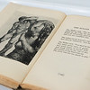 On display a the Springfield Art Museum is a book of Rose O'Neill's Sweet Monsters illustrations and writings.<br /> Globe | Roger Nomer
