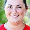 Globe/T. Rob Brown<br /> Notable: Sarah Hagemann, 21, of Raymore