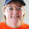 Globe/T. Rob Brown<br /> Amy Beth Gleesing, of Jackson, Wisc.