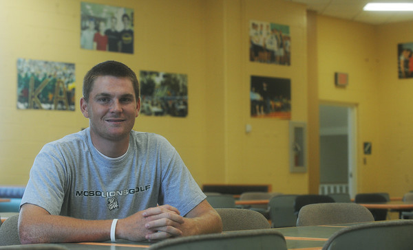 Globe/Roger Nomer<br /> Andrew Maier is a junior this year at Missouri Southern.