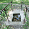 Globe/Roger Nomer<br /> This washing station is available for fisherman to clean off their waders at Roaring River.