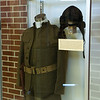 A World War I uniform is on display at the Joplin History Museum.<br /> Globe | Roger Nomer
