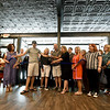 Representatives from the Fair Acres Family YMCA and the Carthage Chamber of Commerce gather for ribbon cutting ceremonies on Wednesday at the YMCA's new Carthage square annex.<br /> Globe | Laurie Sisk