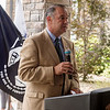 Missouri Lt. Gov. Mike Kehoe speaks during the ribbon cutting ceremony for the Joplin Community Based Outpatient Clinic on Friday.<br /> Globe | Roger Nomer
