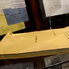 """An original script from """"The Learning Tree"""" sits inside a glass case at the Gordon Parks Museum in Fort Scott.<br /> Globe 