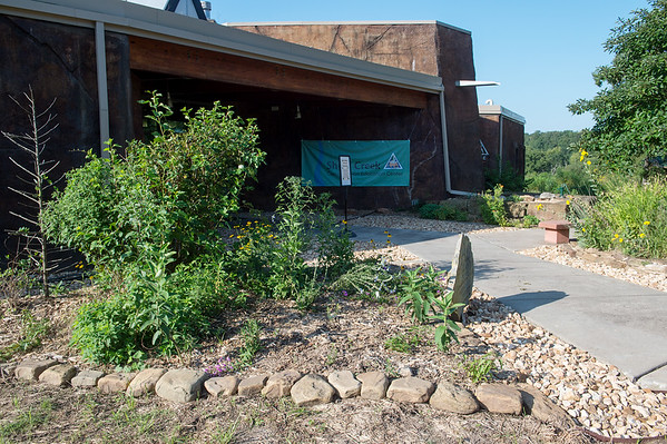 The Shoal Creek Conservation Education Center is set to open this week in Wildcat Glades Park. <br /> Globe | Roger Nomer