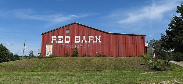 """Though no longer a restaurant, The Red Barn Restaurant served as a dining space for the large cast and crew of """"The Learning Tree,"""" which celebrates its 50th anniversary this year in Fort Scott.<br /> Globe 