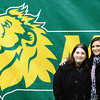 Virginia Wiseman (left), sociology major, and her daughter Rose Dominguez, elementary education major, will be graduating from Missouri Southern State University at the same time this month.<br /> Globe | T. Rob Brown