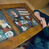Globe/Roger Nomer<br /> Brandy Corum has a table dedicated to her children Wesley and Timber.