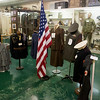 Globe/Roger Nomer<br /> The Crawford County Museum has a collection of military uniforms and equipment.