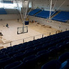 Globe/Roger Nomer<br /> One of the successes of Harrison Superintendent Melinda Moss' tenure has been construction of new facilities at the high school.