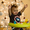 Globe/Roger Nomer<br /> Rohen Reeves, 2, came home to Joplin earlier this month following a heart transplant.