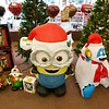 Globe/Roger Nomer<br /> Christmas decorations are for sale at Pearl Brothers Hardware.