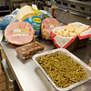 Globe/Roger Nomer<br /> The Carthage Crisis Center plans to prepare about 350 meals for Christmas.