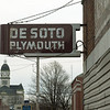 The Patrick family has plans to refurbish the former De Soto car plant in Carthage.<br /> Globe | Roger Nomer