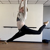 Alexis Brodrick perfects her dancing skills on Saturday at Dance Academy in Miami. Alexis is about the same age that her mom Lisa's cousin, Lauria Bible was when she disappeared 20 years ago,<br /> Globe | Laurie SIsk