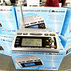 Globe/T. Rob Brown<br /> An AM/FM weather alert radio manufactured by Midland and sold at Radio Shack, on Maiden Lane Road and 8th Street in Joplin, Thursday afternoon, Feb. 9, 2012.
