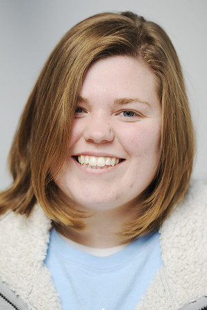Globe/T. Rob Brown<br /> Notable: Courtney Epperly, of Council Bluffs, Iowa