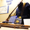Globe/T. Rob Brown<br /> A Civil War display at the Baxter Springs (Kan.) Heritage Center and Museum.