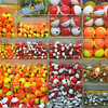 Globe/Roger Nomer<br /> Floyd's Bait and Tackle in Asbury sells everything a fisherman could need for a day at the lake.