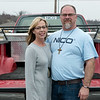 Kathy and Sean Nicodemus have restored their son Spencer Nicodemus' truck the way he planned to fix it before his death.<br /> Globe | Roger Nomer