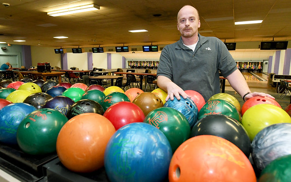 Carl Richard's Fourth Street Bowl Manager Will Fleming stands poised to host the 2018 Big Brothers Big Sisters of JAsper/Newton County Bowl for Kids' Sake fundraiser on March 3. The business has been a longtime host and supporter of the annual event. Globe | Laurie Sisk
