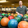 Carl Richard's Fourth Street Bowl Manager Will Fleming stands poised to host the 2018 Big Brothers Big Sisters of JAsper/Newton County Bowl for Kids' Sake fundraiser on March 3. The business has been a longtime host and supporter of the annual event.<br /> Globe | Laurie Sisk