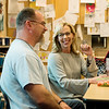 Sean and Kathy Nicodemus credit their faith and their relationship together as helping them after Spencer's death. Sean will often visit Kathy at Irving Elementary for lunch before he goes out of town for work.<br /> Globe | Roger Nomer