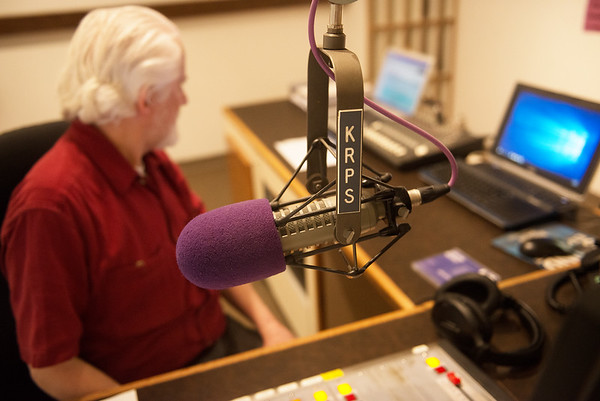 KRPS is a NPR station at the University of Pittsburg.<br /> Globe | Roger Nomer