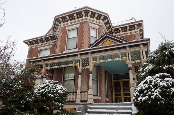 The Elijah Thomas Webb Home is located in Webb City.<br /> Globe | Roger Nomer
