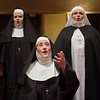 "(from left) Kendra Switzer, Kelli Van Meter and Heidi Smorstad sing a part from ""Suor Angelica"" on Wednesday at the First United Methodist Church in Joplin. The performance of the opera will take place a Joplin Memorial Hall.<br /> Globe 
