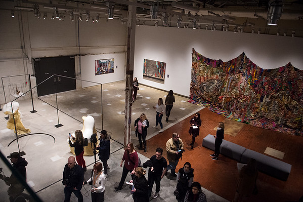 The Momentary opens this weekend in Bentonville, Ark. The museum is a new contemporary art space for visual, performing and culinary arts, serving as a satellite to Crystal Bridges Museum of American Art.<br /> Globe | Roger Nomer