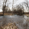 Hickory Creek runs through Morse Park in Neosho.<br /> Globe | Roger Nomer